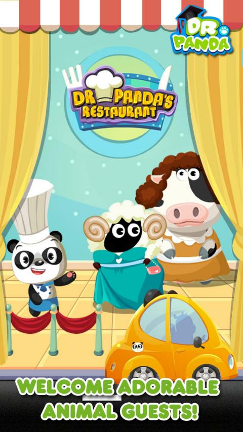 Dr. Panda's Restaurant- screenshot
