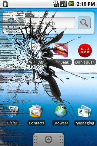 Cracked Screen v1.3.7