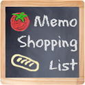 Memo shopping list logo