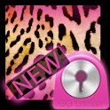 Pink Leopard - GO Locker Theme icon