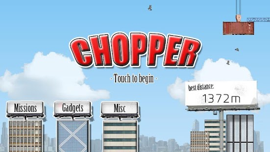 Chopper- screenshot thumbnail