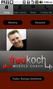 Fred Koch-Muscle Coach- screenshot thumbnail