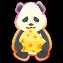 Escape Game Panda w/ Cheese icon