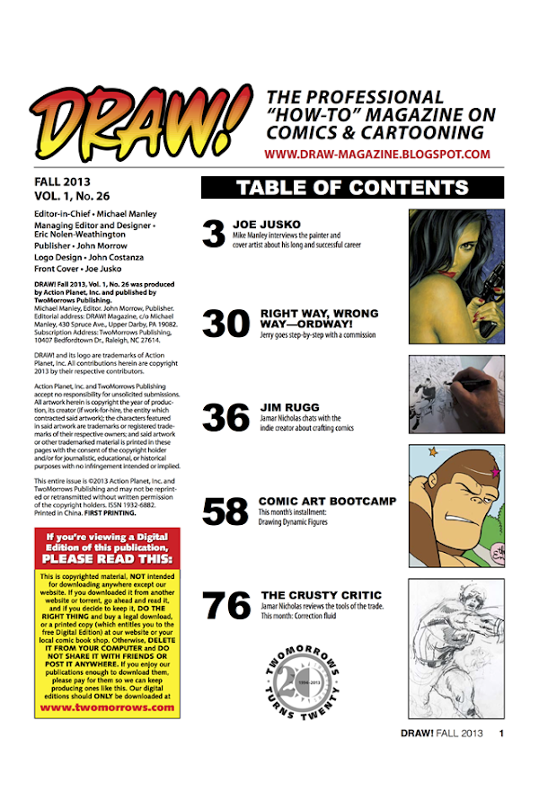 DRAW! Comic Books- screenshot
