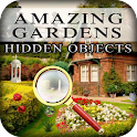 Hidden Objects Amazing Gardens icon