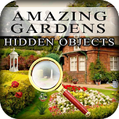 Hidden Objects Amazing Gardens