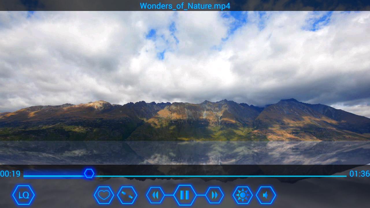 CR Player codec armeabi-v7a - screenshot
