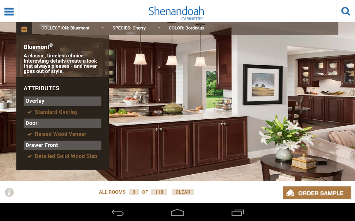 shenandoah cabinetry android apps on google play