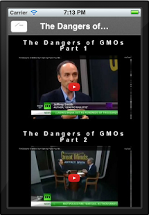 Label GMO- screenshot thumbnail