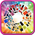 Nail Art Live Wallpaper icon