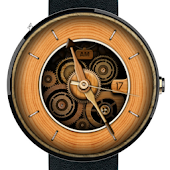 WoodGears Watchface