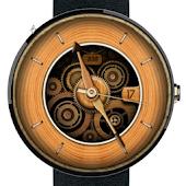 WoodGears Watchface