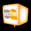 one2free logo