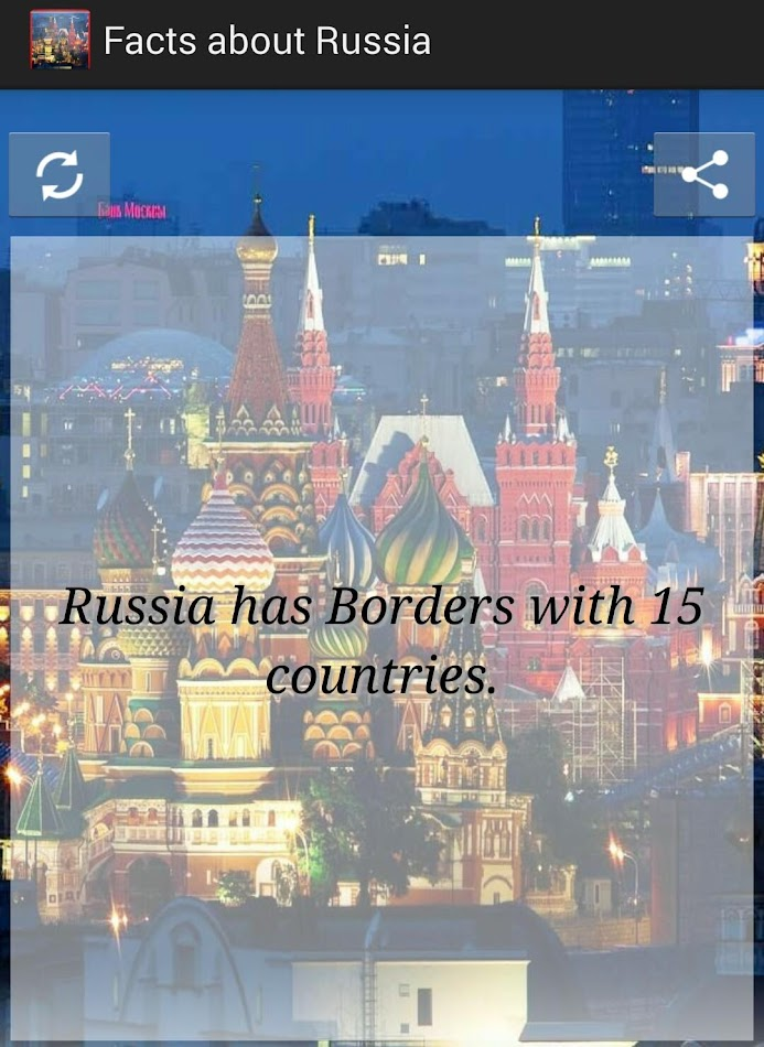 amazing facts about russia Interested in learning more about russia - perhaps because of the olympics or the ukraine-russian problem here are 30 fun, weird & interesting facts.