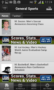 Providence College Athletics - screenshot thumbnail