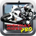 Highway Rider Pro icon