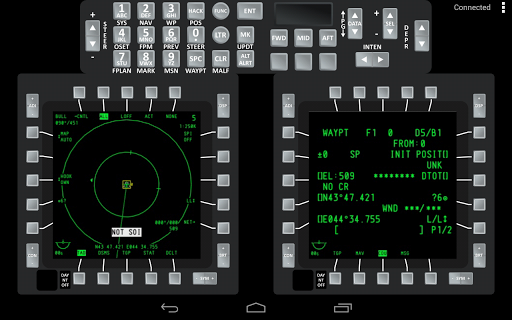 DCS Virtual Cockpit