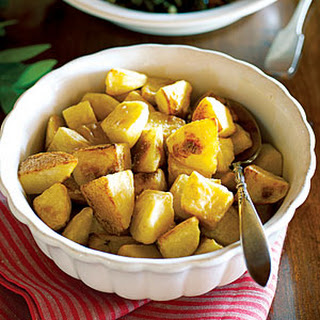 Golden Olive Oil-roasted Potatoes