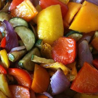 Roast Vegetables.
