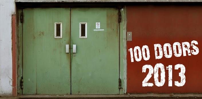 بازی 100 Doors