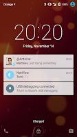 Screenshot of Notiflow — Flowdock notifier