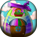 Egg House Cleanup Game icon