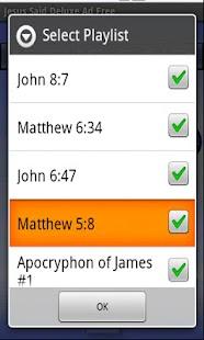 Jesus Said (Ad-Free!)- screenshot thumbnail