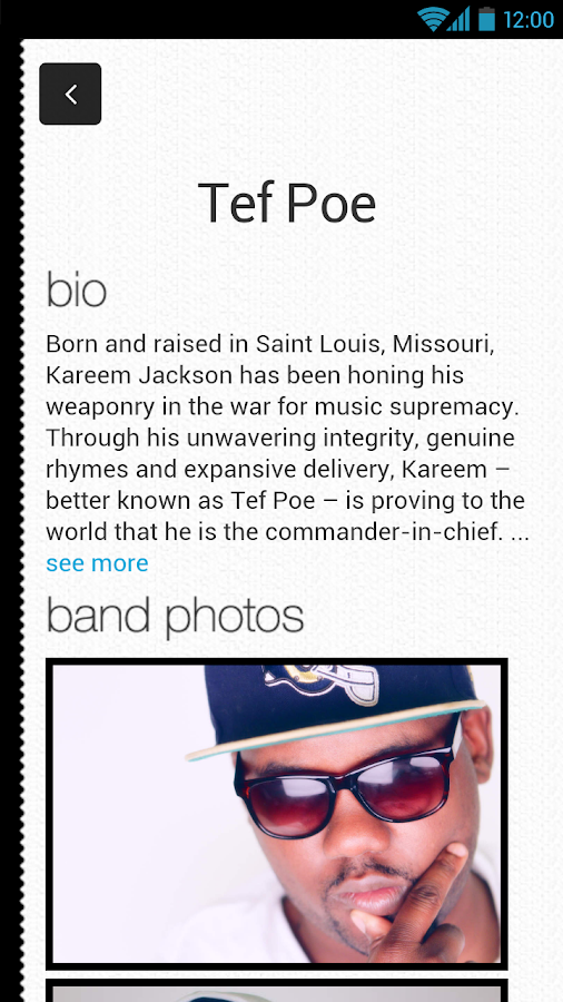 Earbits Music Discovery Radio - screenshot