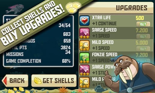 Seal Force Screenshot 8