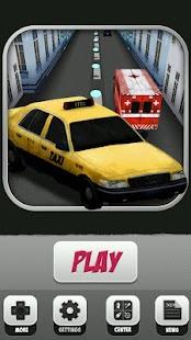 Taxi Racing Crazy Run Free 街機 App-愛順發玩APP