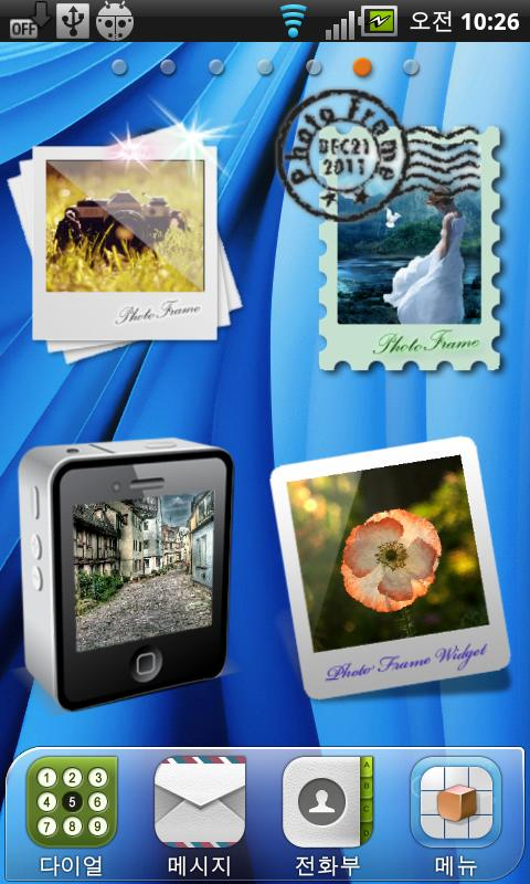 Photo Frame Widget- screenshot