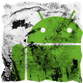 Grunge Street Theme Icon Pack