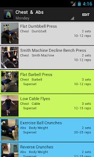 Gym Guru Pro, Workout, Fitness- screenshot thumbnail