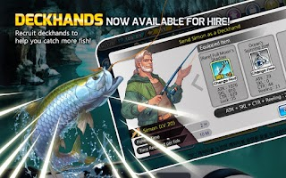 Screenshot of Fishing Superstars : Season3