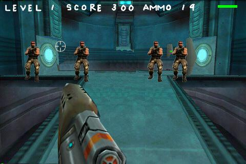 Strike Team 3D - screenshot