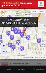 Delivery de Comida Sinimanes- screenshot thumbnail