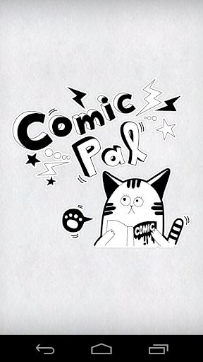 comicpal comic viewer
