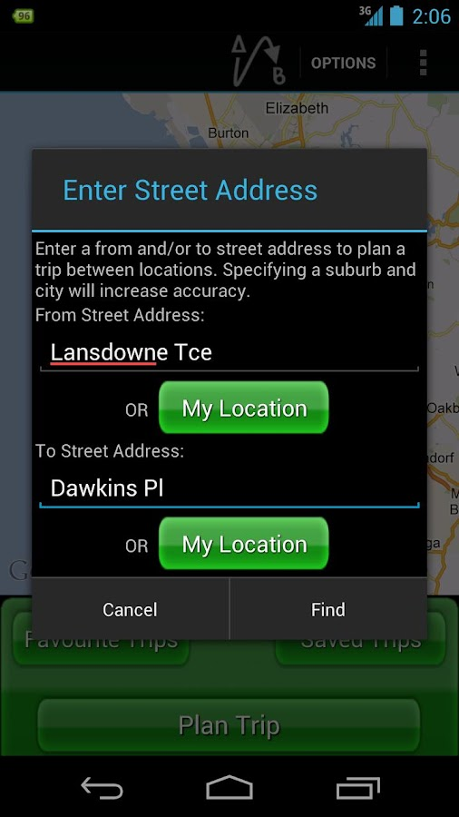 GetMe2 Anywhere- screenshot