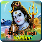 Lord Shiva 3D Temple LWP