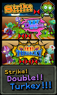 Bowling Zombie !- screenshot thumbnail