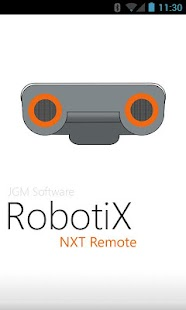 RobotiX Mindstorms NXT Remote - screenshot thumbnail