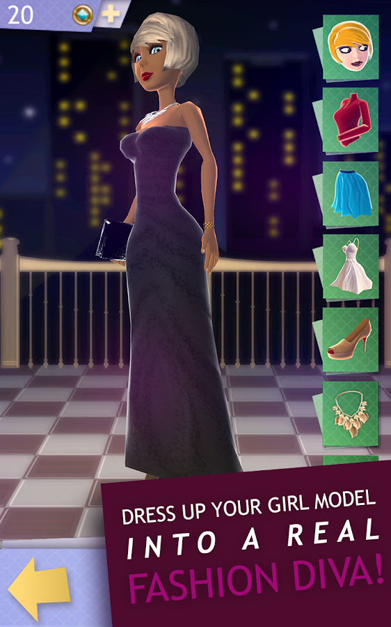 Dress Up Game for Girls - screenshot