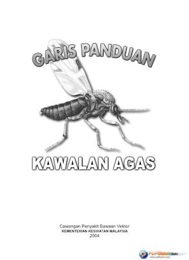 【免費醫療App】KKM/BKP - Kawalan Agas-APP點子