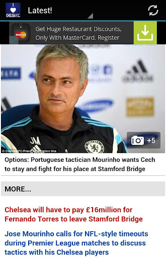 Chelsea Latest News Updates