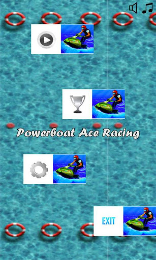 Powerboat Ace Racing