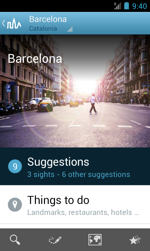 Spain Travel Guide – Screenshot