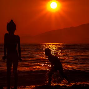 by Şahin Kaplan - Landscapes Sunsets & Sunrises
