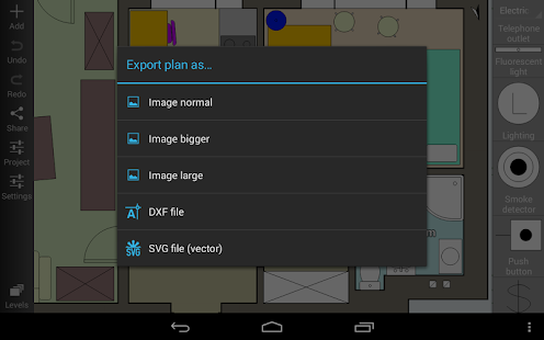 Floor Plan Creator - screenshot thumbnail
