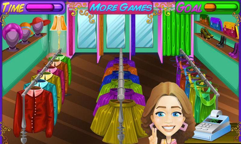 Pretty Boutique - screenshot