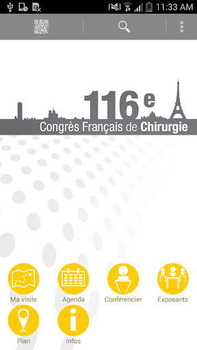 116 Congrès Français Chirurgie